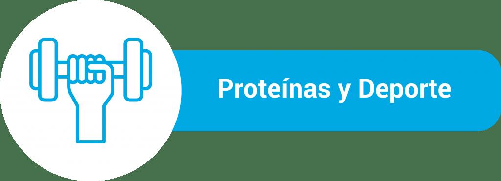 Proteínas y deporte